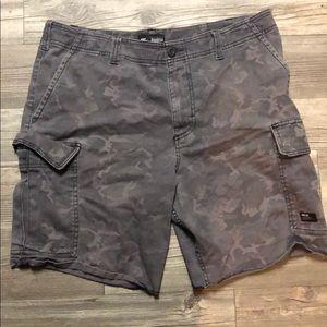 Nike SB Camo Cargo Shorts